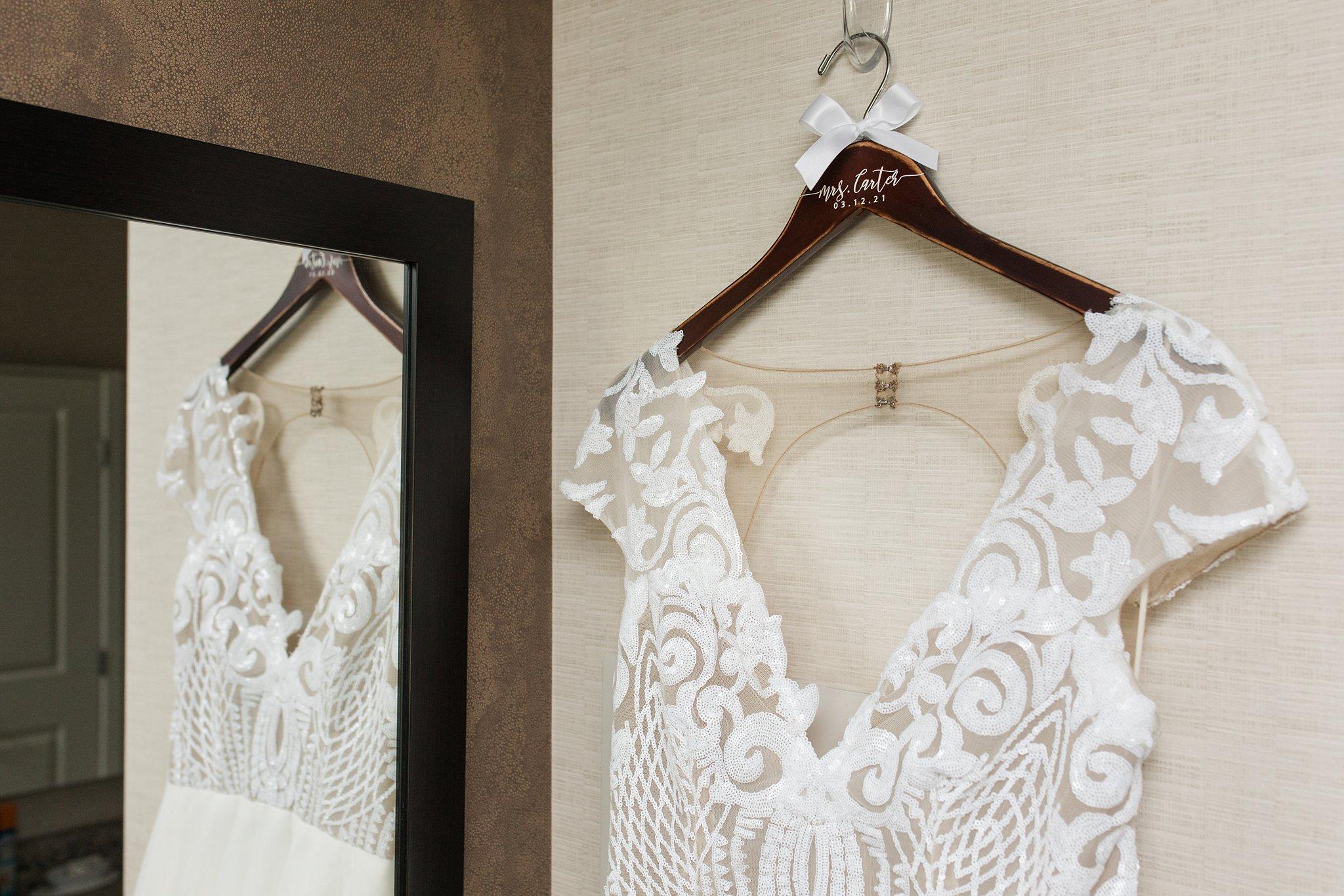 Wedding Gown The Hamilton Manor