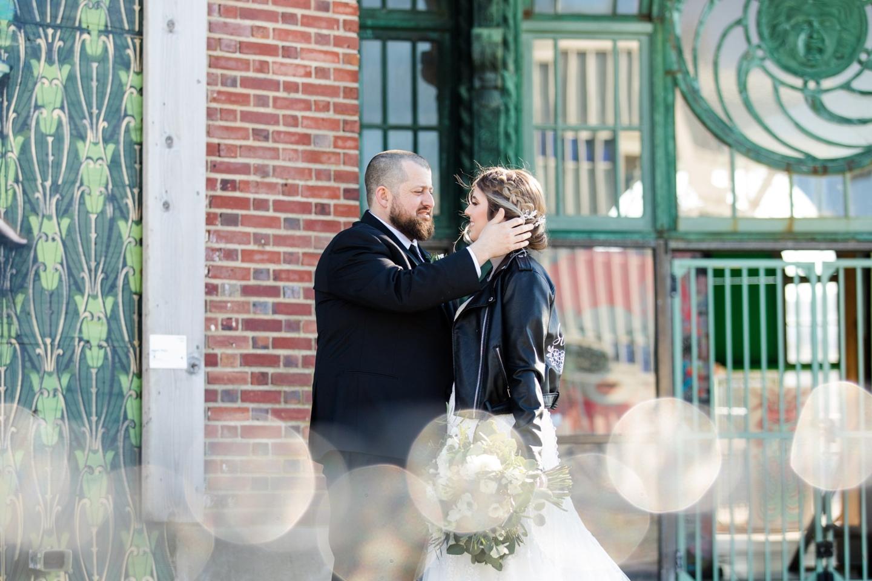 Intimate Wedding Asbury