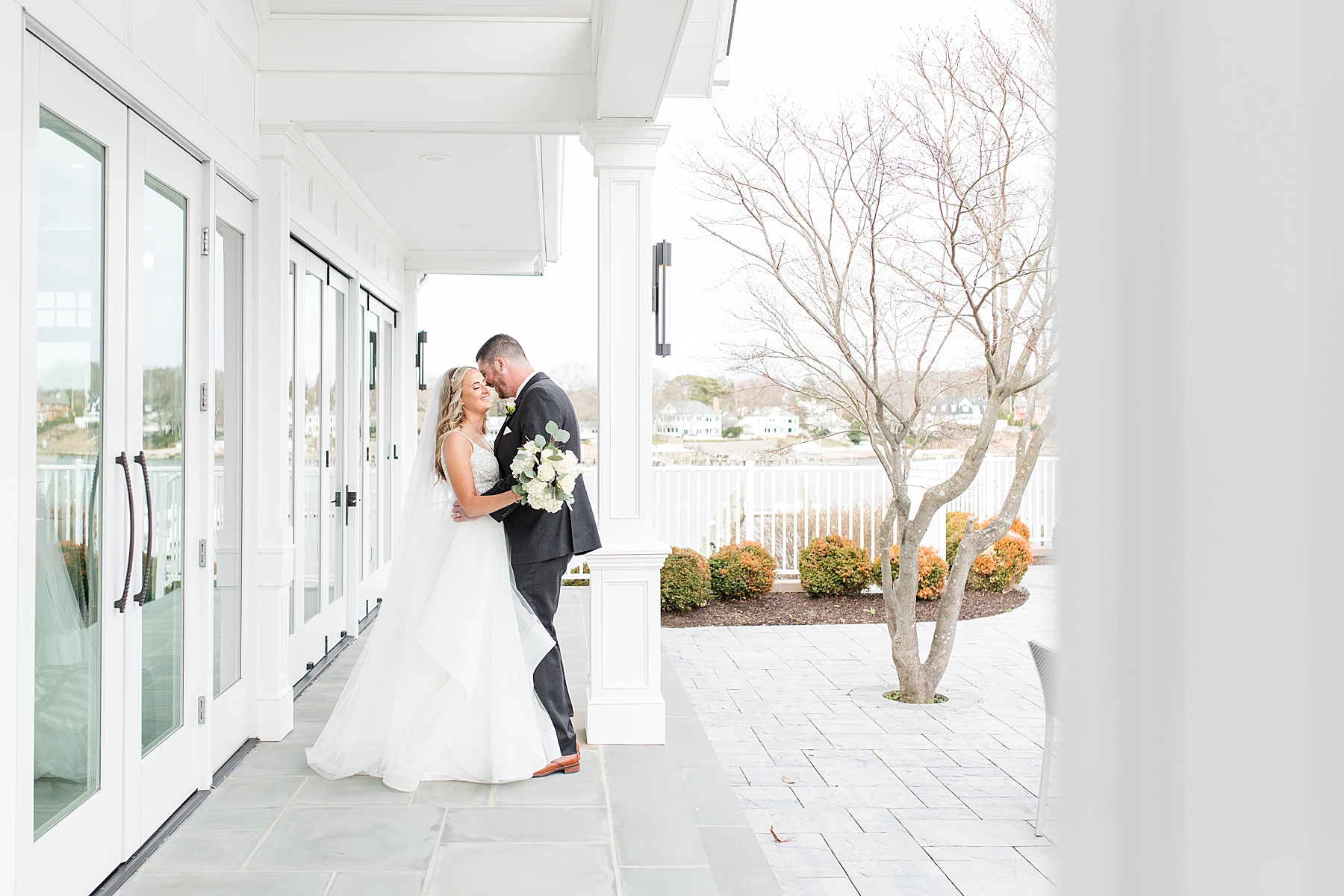 Kendal + Marc's Happily Ever After Party at the Crystal Point Yacht Club