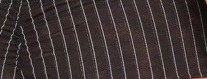 Black Chalk Stripes