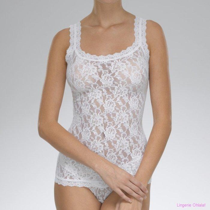 Hanky Panky Cami top Hemd (White)