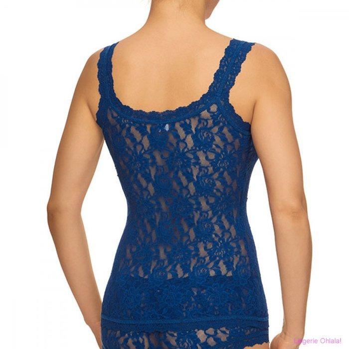 Hanky Panky Cami top Hemd (Oxford Blue)