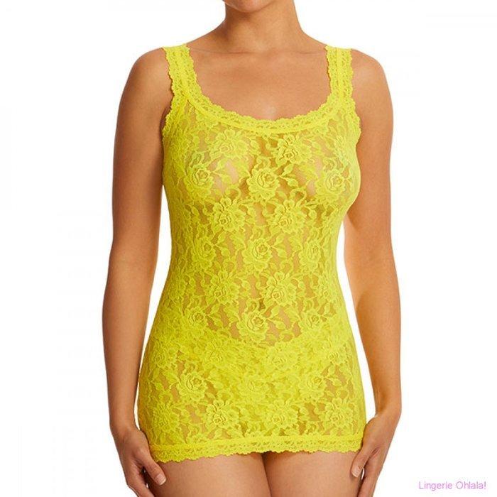 Hanky Panky Cami top Hemd (Zest Yellow)
