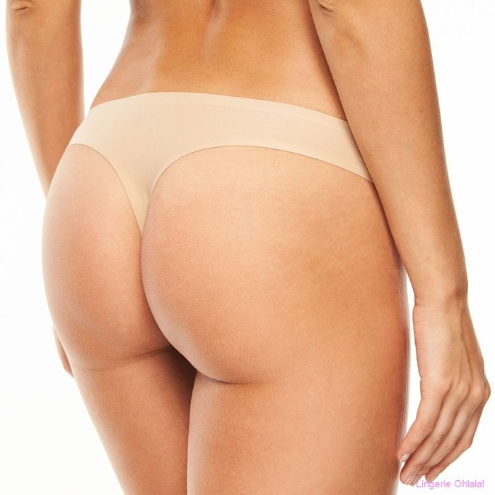 Chantelle Soft stretch String (Nude)