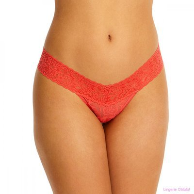 Hanky Panky Lingerie Low Rise Thong String