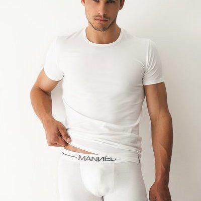 Manned Alles over lingerie weten T-shirt Ronde Hals T-Shirt