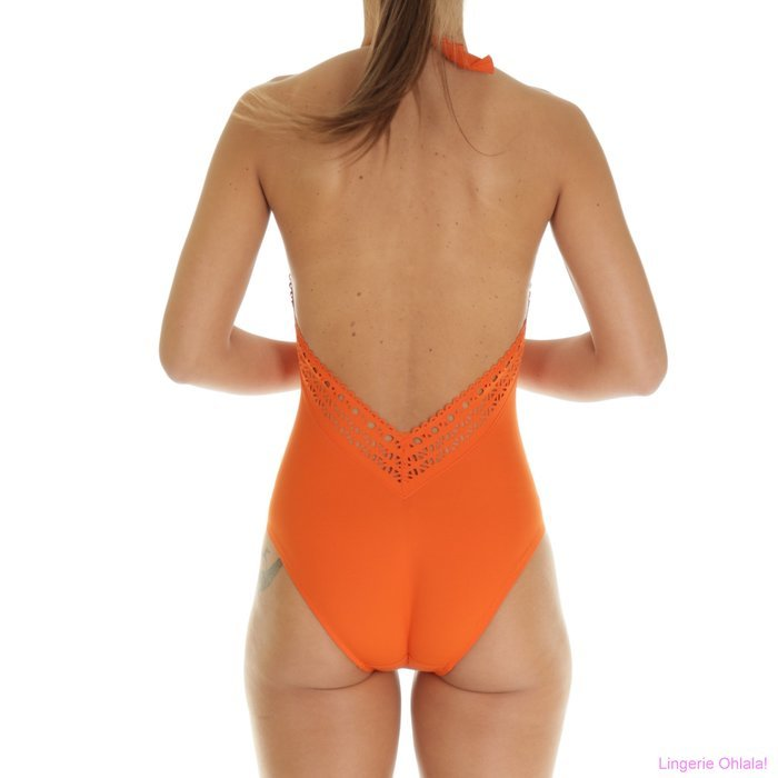 Lise Charmel Ajourage couture Badpak (Orange)