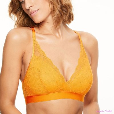 Chantelle Lingerie Everyday Lace Bralette