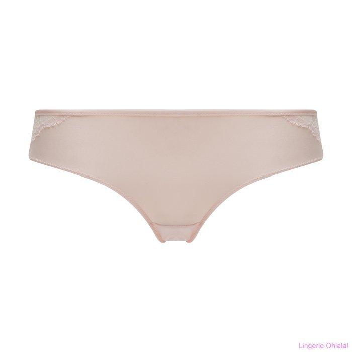 Chantelle Everyday lace Slip (Soft Pink)