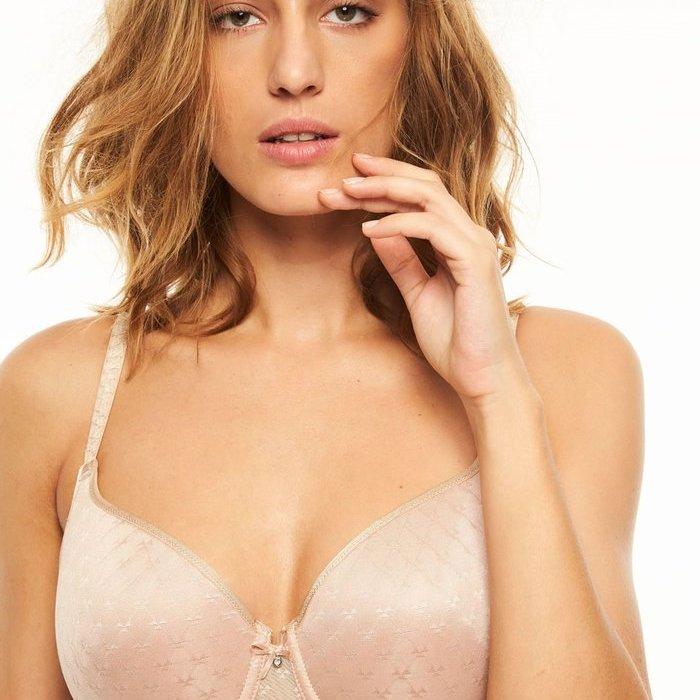 Chantelle Courcelles Beha Voorgevormd (Nude)