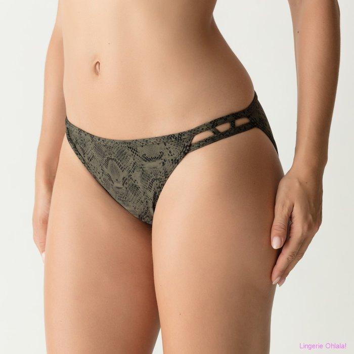 PrimaDonna Swim Freedom Bikini slip (Wild Skin) detail 2.1