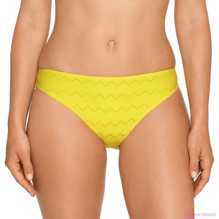 PrimaDonna Swim Maya Slip (Canary) detail 1.1