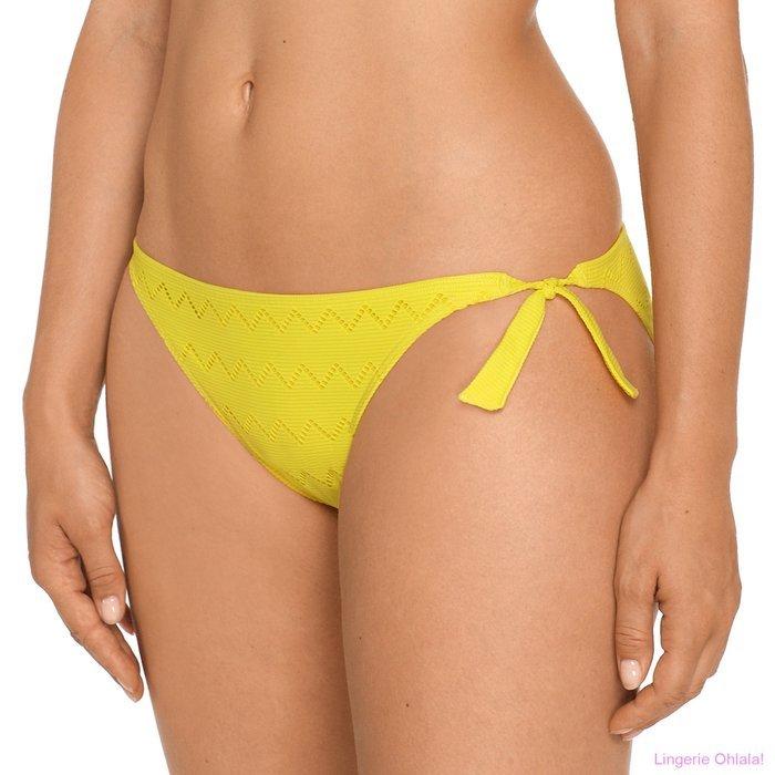 PrimaDonna Swim Maya Slip (Canary) detail 2.1