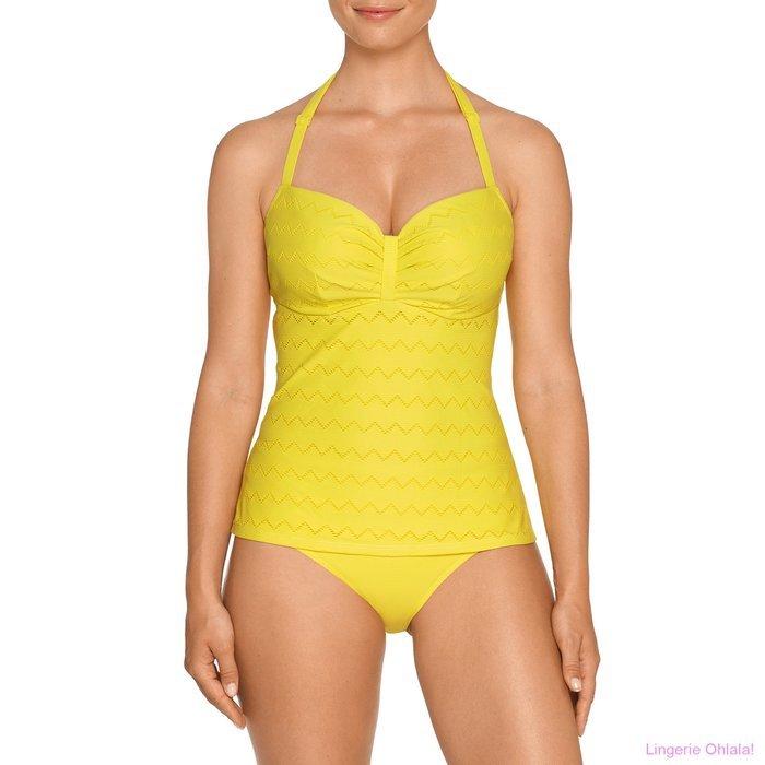 PrimaDonna Swim Maya Tankini (Canary) detail 4.1