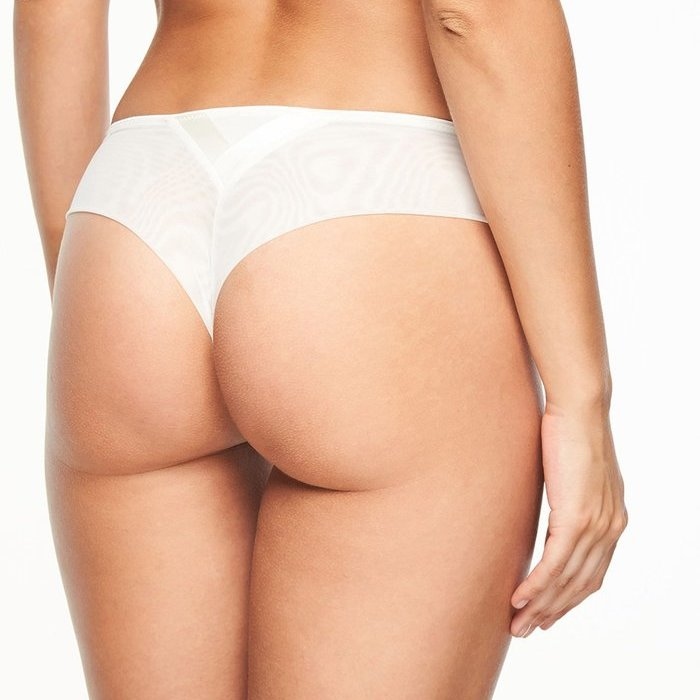 Chantelle Luxembourg String (Ivoor)