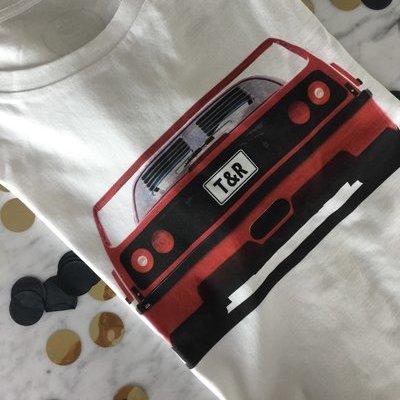 Trendy & Rare Lingerie Ferrari T-Shirt