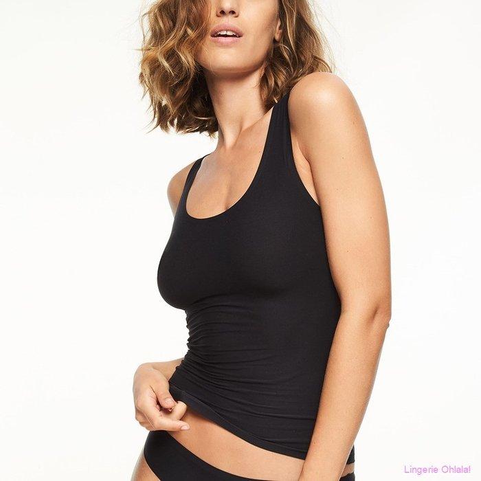 Chantelle Soft stretch Hemd (Zwart)