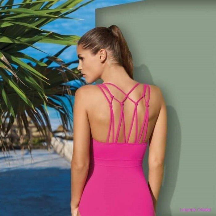 Sunflair 72220 Badpak (Neon Pink)