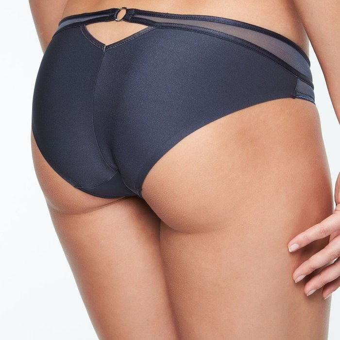 Chantelle Garnier Slip (Misty Grey) detail 3.1