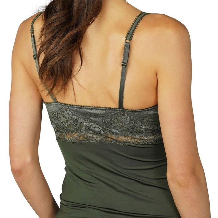 Mey Leticia Top (Deep Green)