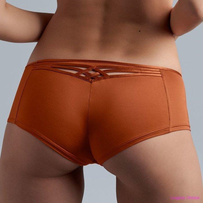 Marlies Dekkers Dame de paris Short (Cinnamon)