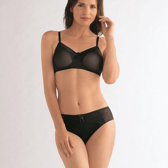 Amoena Mila Prothese BH (Black Nude)