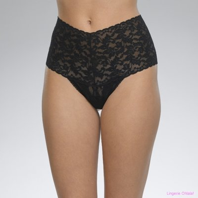 Hanky Panky Lingerie Retro Lace Thong String