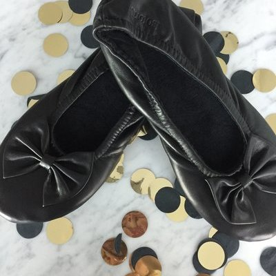 Isotoner Alles over lingerie weten Ballerina Pantoffels