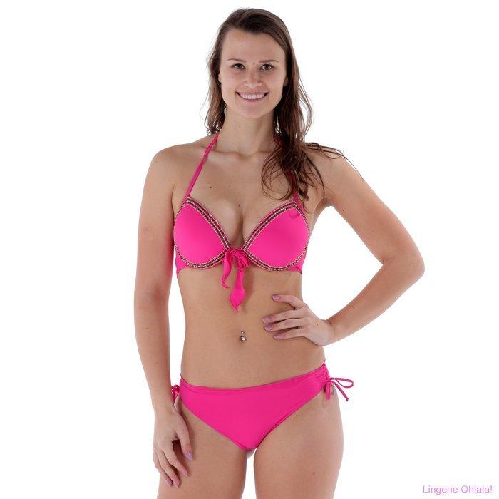 Twin-set 191lbmhss Bikini (Pink)