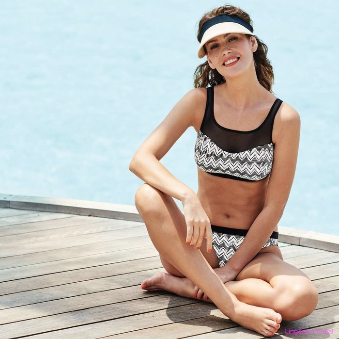 Anita Care Toliara Bikini (Zwart-Wit)