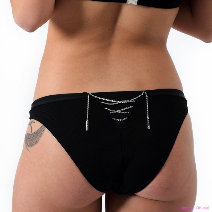 Lise Charmel Tresses bijoux Bikini Set (Noir)