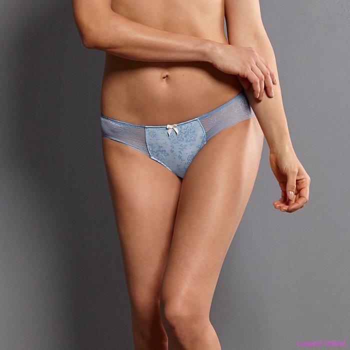 Anita Maternity Fleur Slip (Powder Blue)