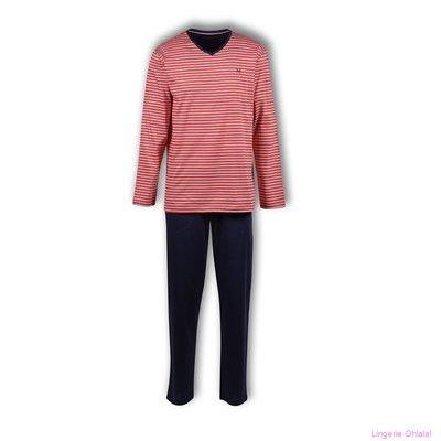 Manned - Woody Men Lingerie 191-9-mvl-s Pyjama