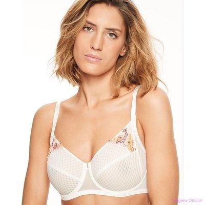 Chantelle Alles over lingerie weten Montorgueil Beha Niet-voorgevormd