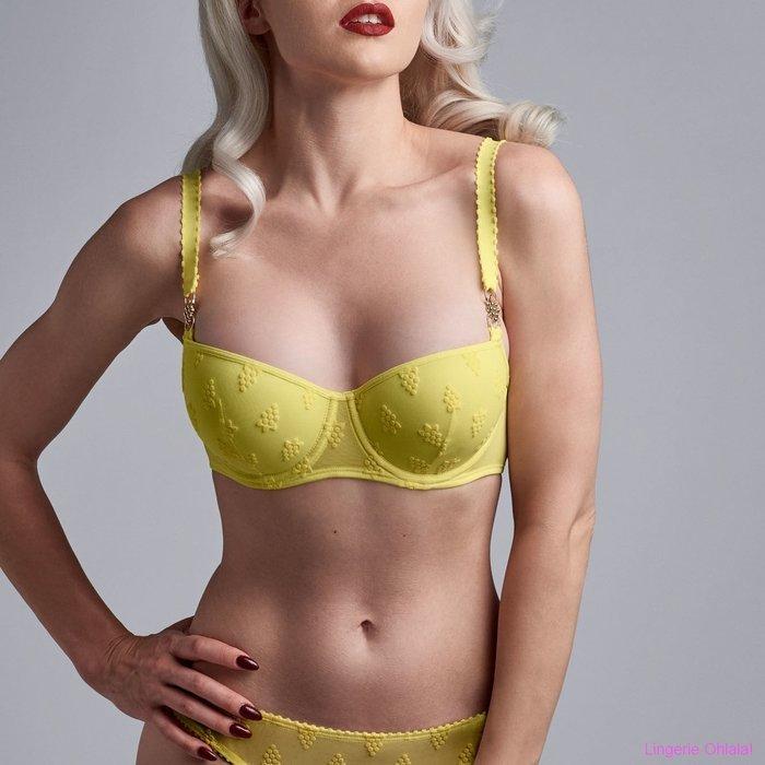 Marlies Dekkers Soif de vivre Voorgevormde BH (Canary Yellow)