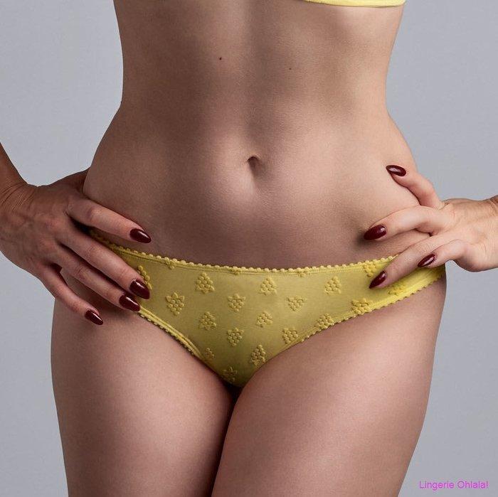 Marlies Dekkers Soif de vivre Slip (Canary Yellow)