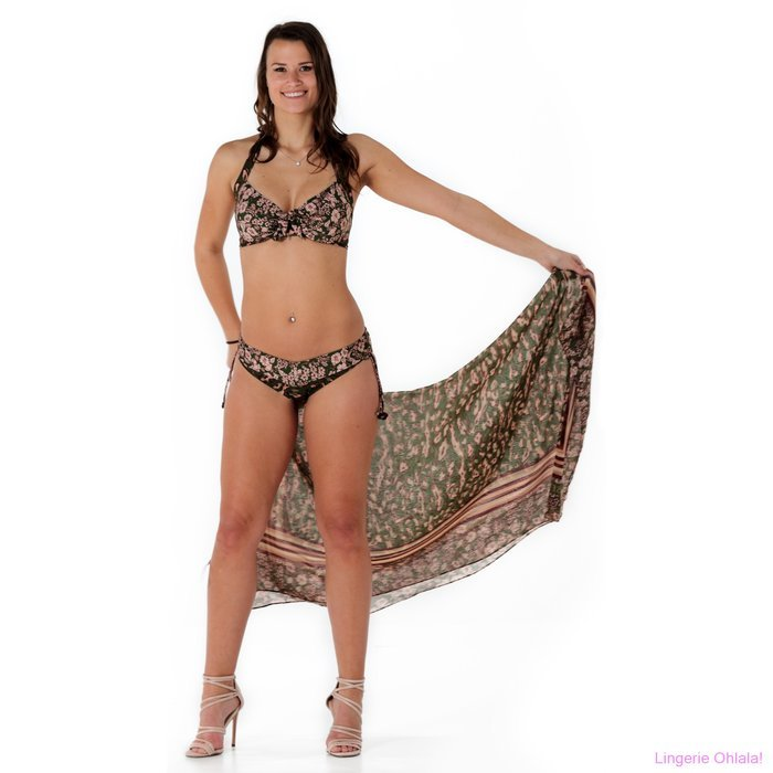 Twin-set Amazonia Bikini (Verde Amazonia)