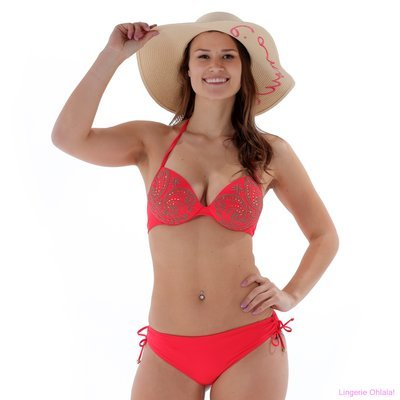 Twin-set Alles over lingerie weten 191lmmr44 Bikini Set