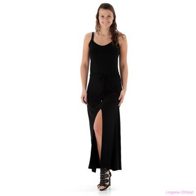 Beachlife Lingerie Black Dress Kleed