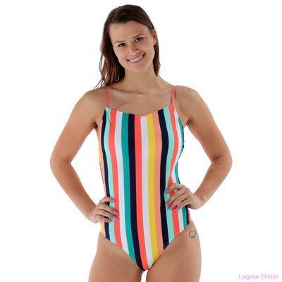 Beachlife Lingerie Candy Stripe Badpak