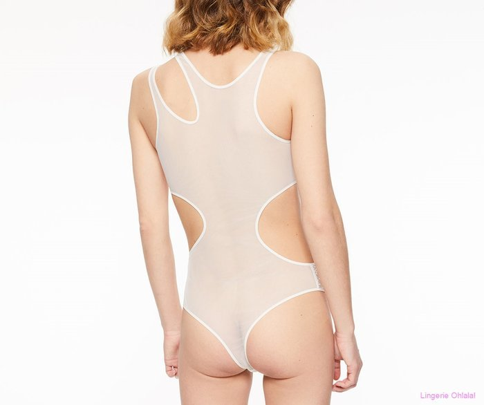 Chantal Thomass Asymetrie Body (Milk)
