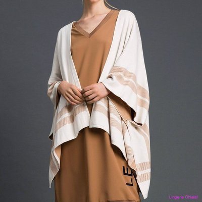 Twin-set Lingerie Poncho Vest