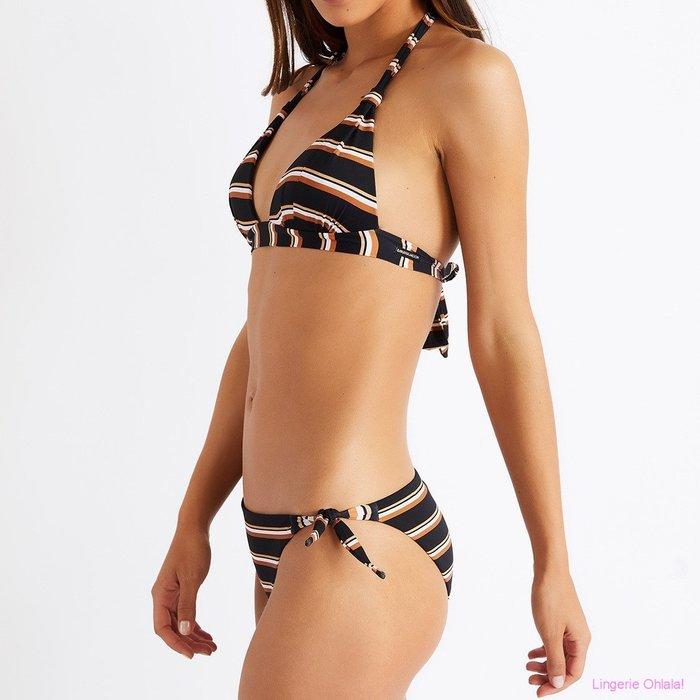 Banana Moon Dulaney Bikini (Black Stripe)