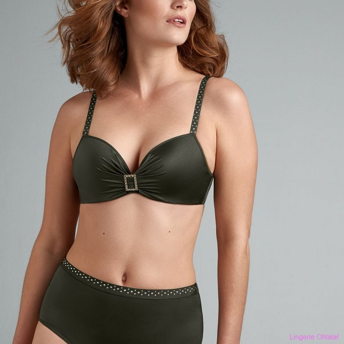 Marlies Dekkers Emerald lady Voorgevormde BH (Emerald Green)