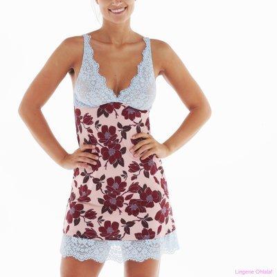 Twin-set Lingerie Flower Dress Kleed