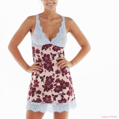 Twin-set Lingerie Flower Dress Kleed