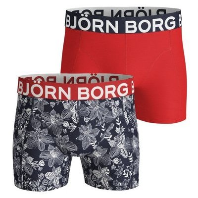 Bjorn Borg Lingerie Fiji Flower Cotton Stretch Boxershort