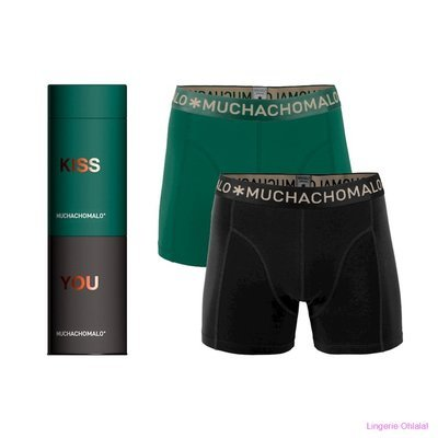 Muchachomalo Lingerie Kiss You Boxershort