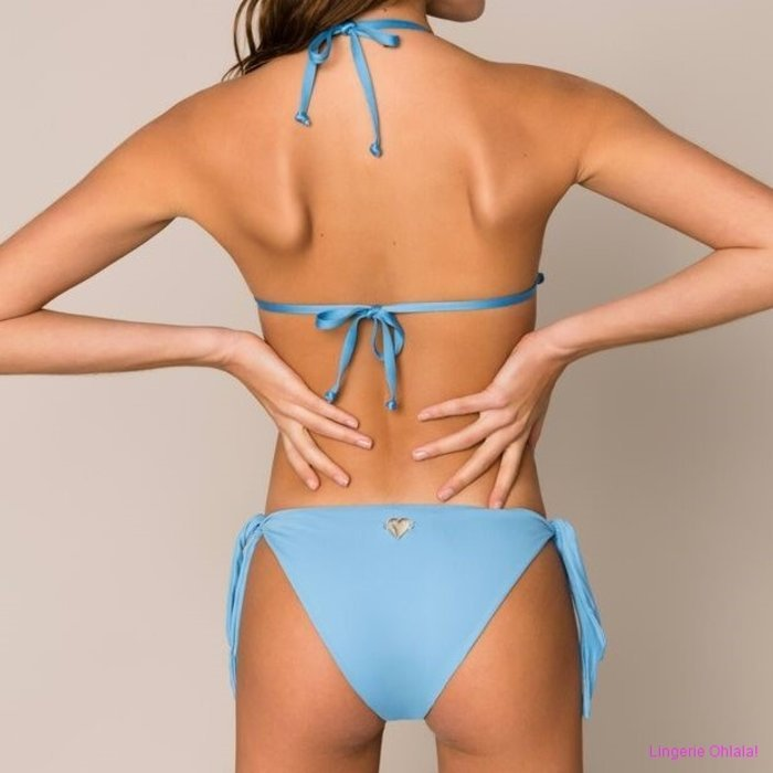 Twinset 201lbma22 Bikini (Blue Waterfall)