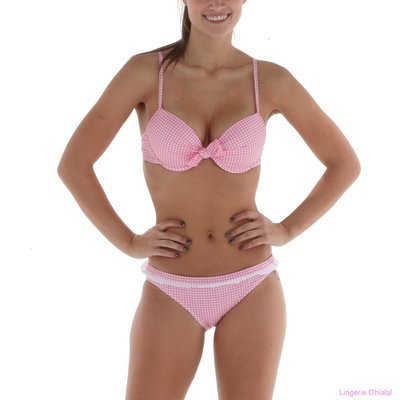 Kiwi Lingerie Rachel Vichy Bikini